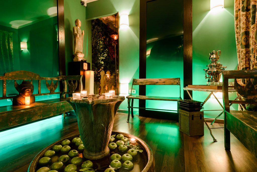 Centro de masajes madrid