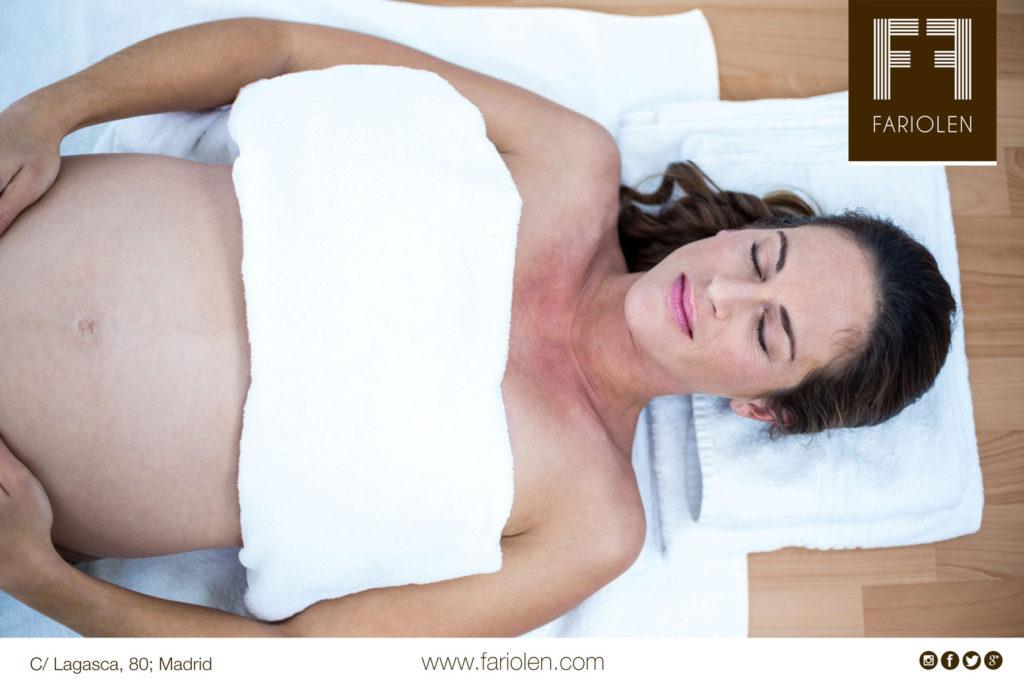 embarazada fariolen