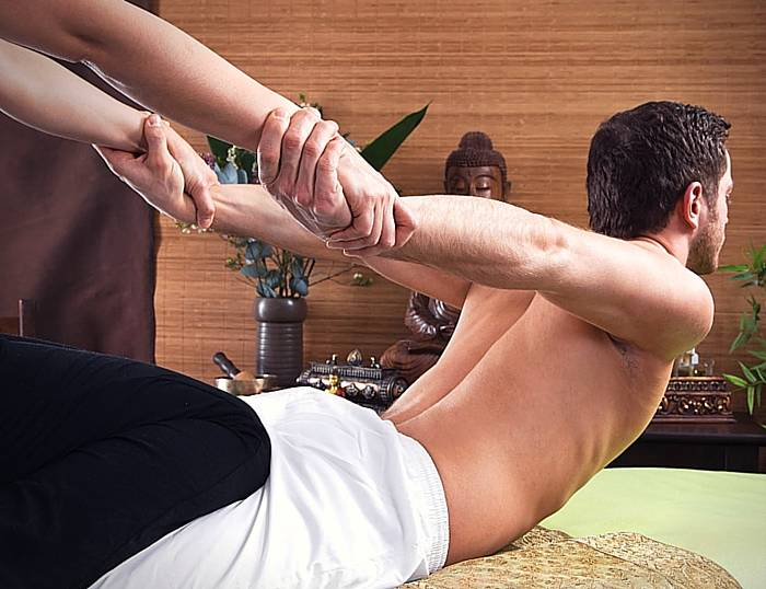 masaje tailandés hombre