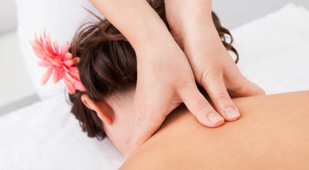 tipos de masaje shiatsu